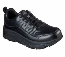 Skechers Men's 200023 Max Cushioning Elite SR Tostock Slip Resistant Work Shoes