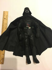 """STAR WARS 12"""" INCH FIGURE DOLL DARTH VADER POWER OF THE FORCE POTF LOT SET"""