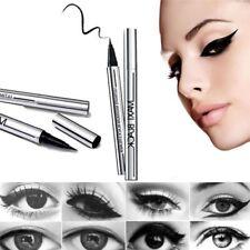 Waterproof Super Black Liquid Eyeliner Long-lasting Eye Liner Pencil Pen Makeup.