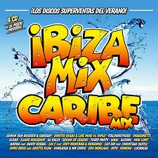 IBIZA MIX + CARIBE MIX 2017-4CD