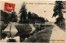 CPA  St-Lo - Les Bords de la Vire - L'Ecluse   (245765)
