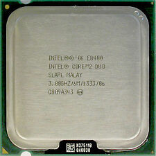 Intel Core 2 Duo E8400 6M, 3.00 GHz, 1333 MHz, SLB9J SLAPL LGA 775 CPU Processor