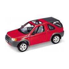 Welly 22077 Land Rover Freelander Rhd Rouge Échelle 1:24 Maquette de Voiture