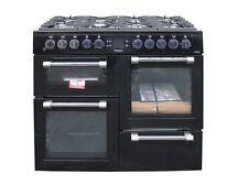 Leisure Dual Fuel Range Cooker CK100F232K in Black 100cm Freestanding#1728