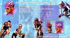 Congo 2006 MNH MS, Ivan Basso, Cycling, Sports