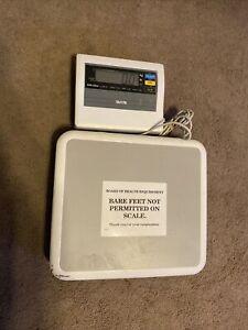 Tanita BWB-800A Professional Digital Scale 400lb, Good Condition, No Case