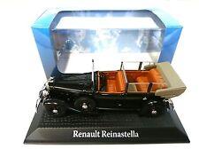 RENAULT REINASTELLA - ALBERT LEBRUN 1938 - 1:43 NOREV ATLAS MODEL VOITURE