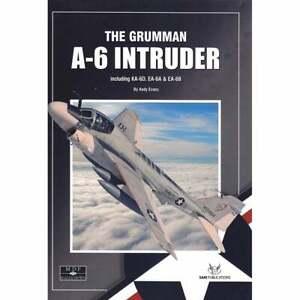 MDF Scaled Down 11 - The Grumman A-6 Intruder.  Book