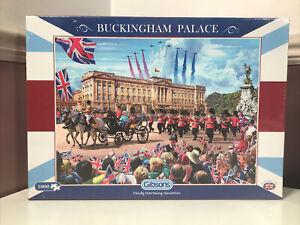 Gibsons G7065 - 1000 Piece Jigsaw Puzzle - Buckingham Palace. NEW