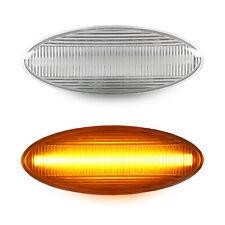 Toyota Yaris MK1 Disco Rainbow LED /'Trade/' Wide Angle Side Light Beam Bulbs Pair