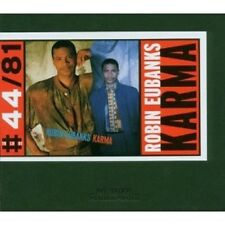 "ROBIN EUBANKS ""KARMA""  CD ---------10 TRACKS--------- NEW+"