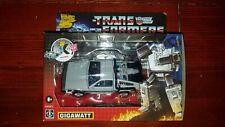 Transformers/Back to the Future 35th Anniversary - Gigawatt DeLorean - New