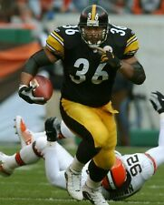 Jerome Bettis Pittsburgh Steelers UNSIGNED 8X10 Photo (B)