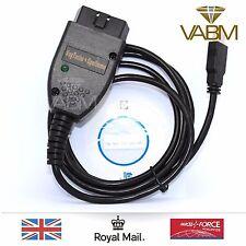 VAG Tacho + OPEL IMMO USB cable de diagnóstico de coche com para VW Audi Seat Skoda Opel