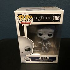 The X-Files Alien Funko Pop Vinyl Figure