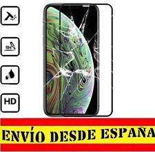 Protector Pantalla COMPLETO NEGRO APPLE IPHONE XS 5.8 Cristal Templado 0.33m