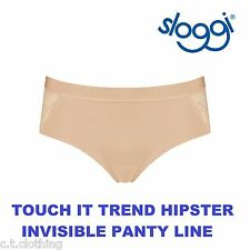 sloggi Womens Touch It Trend Hipster French Nude 12 3304
