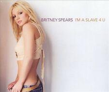 I'm a Slave 4 U [Single] by Britney Spears (CD, Oct-2001, Jive (USA)