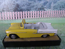 1/43 AUTO REPLICAS(England) 1955 CHEVROLET Handmade White Metal Model Car