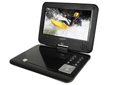 "Supersonic SC-179DVD 9"" Portable DVD Player with USB/SD Inputs & Swivel Display"