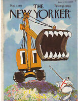 1971 New Yorker May 1 - Don Quixote of New York