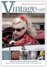 Vintagexplorer - Issue No10 - Vintage Swimwear, Sindy, Robert Heritage, Poole