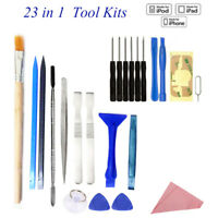 23 in 1 Repair Opening Pry Spudger Screwdrivers Tool Kit Set for Mobile device