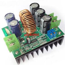 1200W DC 12-80V Solar Boost Controller Battery Charging Step Up Module CC CV PSU