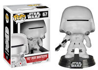 Funko 6223 Disney Star Wars SNOWTROOPER #67 POP Vinyl Bobble Head Force Awakens