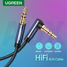 Ugreen Audio Cable 3.5mm Male to Male Stereo Aux Auxiliary Cord Fr Car Headphone