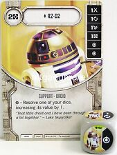 Star Wars Destiny - 1x #042 R2-D2 + Dice - G - Spirit of Rebellion