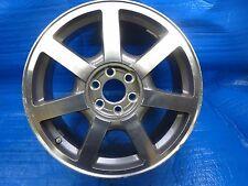 "18"" Cadillac SRX Wheel Rim OEM Factory Charcoal Pockets 2004 #4581 USED*"
