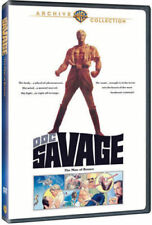 DOC SAVAGE The Man of Bronze. Ron Ely (1975). UK compatible. New & sealed DVD.