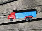 Vintage+Pez+Dispenser+NO+FEET+Austria+Santa+%26+Slovenia+Semi+Truck+Lot+0f+2+