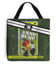 Marcus Kincaid Ammo Vending Machine Tote Shopping Bag from Borderlands 1-3