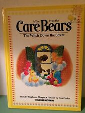 Parker Brothers Storybook A Tale From The Care Bears: The Witch Down The Street