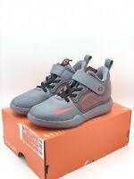 Nike KD Trey 5 VII (PS) Cool Grey Boy's Basketball Shoes - Size 12