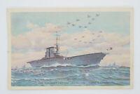 1920's D39-15 Gordon's The Aircraft carrier Lexington