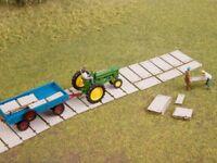 Noch 14631 L-C Wegplatten N Gauge (Laser-Cut Minis Kit) # New Original Packaging