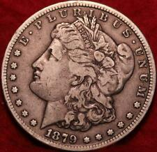 1879-CC Carson City Mint Silver Morgan Dollar