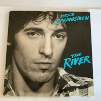 Bruce Springsteen - The River - 1980 Vinyl LP Record (Condition VG)