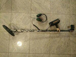 Metalldetektor  Unterwasserdetektor Fischer Aquanaut 1280-X