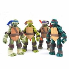 4 pcs Teenage Mutant Ninja Turtles Action Figures Toys Kids Toy Birthday Gift