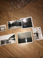 6 Vintage World War 2 Army And Marine Corp Photos Good Condition