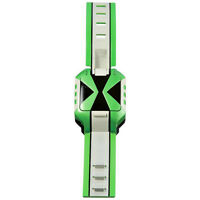 Bandai Ben 10 Ten Omniverse OMNITRIX SHUFFLE Light & Sounds Watch 100% New Loose