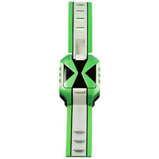 Loose Bandai Ben 10 Ten Omniverse OMNITRIX SHUFFLE Light & Sounds Watch 100% New