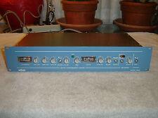 Orban 422A, Blueface, Gated Compressor Limiter De-Esser, Broadcast, Vintage Rack