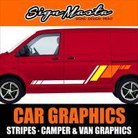 MOTORHOME CAMPER VAN CARAVAN HORSEBOX GRAPHICS STICKERS DECALS  VGVW220