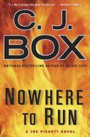 Nowhere to Run by Box, C. J.