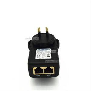48V 0.5A PoE Power Injector PoE Power Supply Switch Wall Plug AU Adapter Adaptor